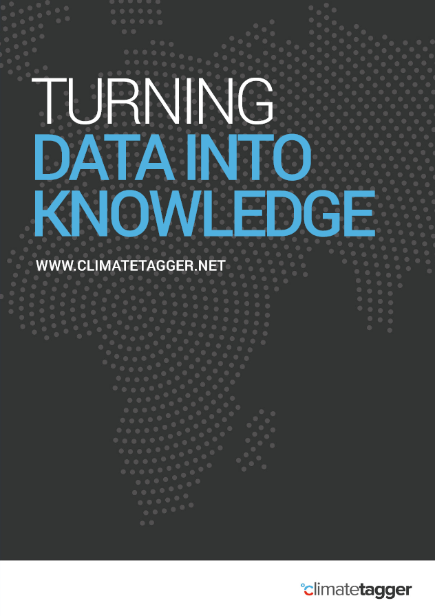 Climate Tagger Brochure Cover